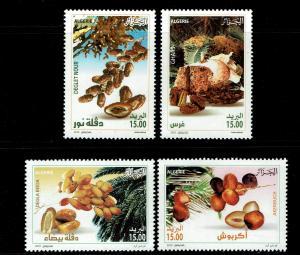 Algeria #1509-12  MNH - Dates (2010)