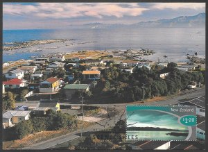 New Zealand Used [5922] ~ Postcard ~