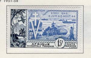 French West Africa MVLH Scott Cat. # C17