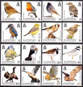 ALDERNEY 2020 BIRDS OISEAUX VOGEL UCCELLO AVES [#2001]