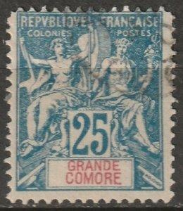 Grand Comoro 1900 Sc 11 used