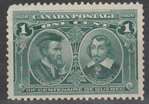 #97 Canada Mint NG