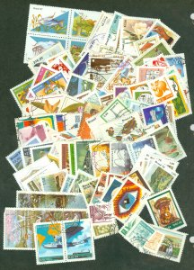 selection Brazil 1978-84 mint/used 113 different CV $57