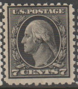 U.S. Scott #430 Washington Stamp - Mint NH Single - IND