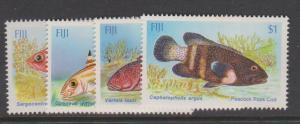 Fiji Sc#536-539 MLH