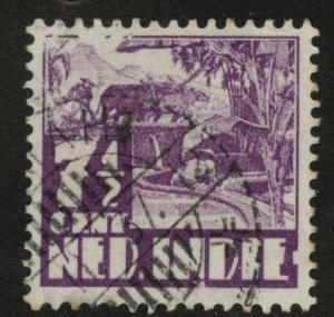 Netherlands Indies  Scott 171 used from 1934