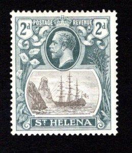 ST. HELENA  SC# 82  FVF/MOG