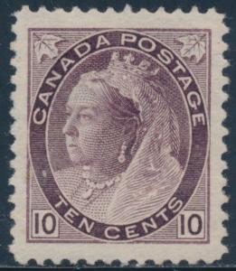 CANADA #83 XF-SUPERB OG H CV $425 BU1926