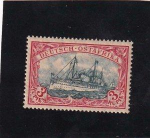German: East Africa: Sc #41, MH (42209)