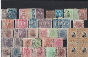 romania vintage stamps ref r9843