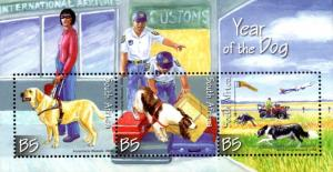 South Africa - 2006 Year of the Dog MS MNH** SG MS1571