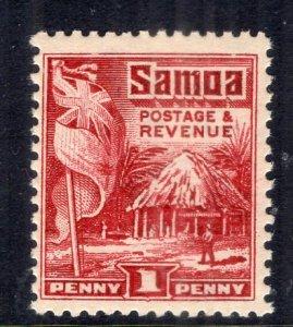 Samoa 143 MNH