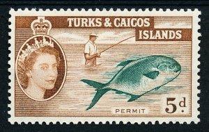 Turks & Caicos Islands #127 Single MNH