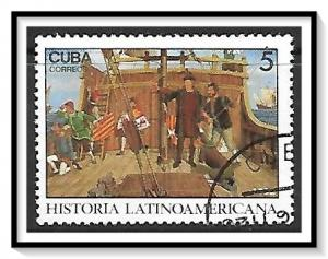 Caribbean #3464c Discovery Of America CTO