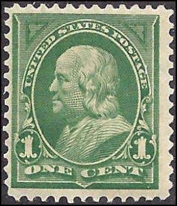 279 Mint,OG,H... SCV $9.00