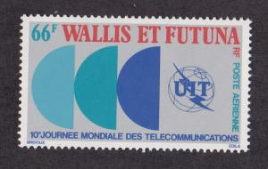 Wallis and Futuna Islands C82, F-VF, MNH