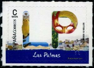 HERRICKSTAMP NEW ISSUES SPAIN Las Palmas Province