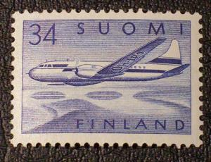 Finland Scott #C5 unused