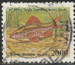 Sri Lanka,#980 Used, From 1990