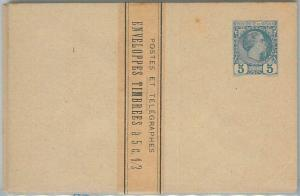 77558 - MONACO - Postal History - POSTAL STATIONERY CARD #1 pack of 10 with BAND
