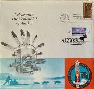 HNLP Hideaki Nakano C70 4374 Alaska Sitka International Paper Oversize