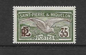 ST PIERRE #94  MLH
