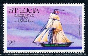 Saint Lucia #381 Single MNH
