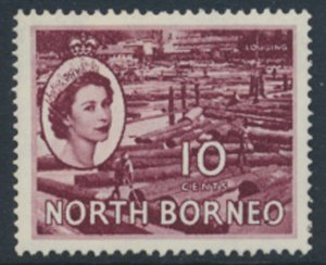 North Borneo  SG 378  SC# 267  MH  see scans  and details