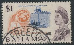 Bahamas  SG 307 SC# 264 Used  Decimal Currency 1967