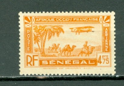 SENEGAL AIR #C8...MNH...$1.00