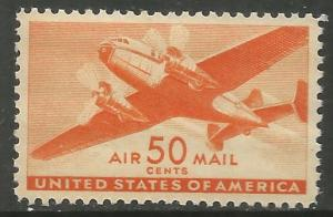 UNITED STATES  C31  MNH,  AIRMAIL  COIL