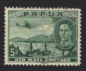 Papua New Guinea Sc#C12 Used