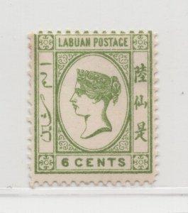 Malaya Labuan - 1894 - SG52 - 6c - MH #667