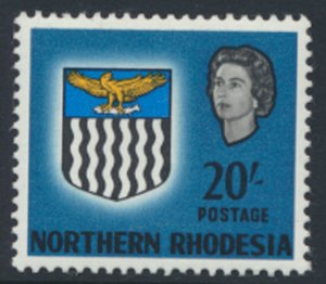 Northern Rhodesia  SG 88  SC# 88 MNH  see detail and scan