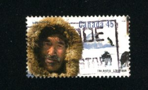 Canada #1576   used VF 1995  PD
