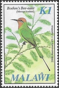 Malawi 1985 Scott # 473 Mint NH. Free Shipping on All Additional Items.