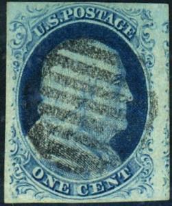 U.S. #9 Used F-VF