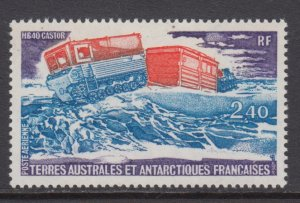 French Southern & Antarctic Territories    #c61   mnh       cat $1.25