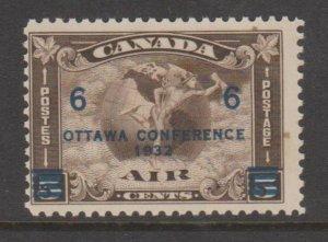 Canada Scott #C4 Airmail Stamp - Mint Single
