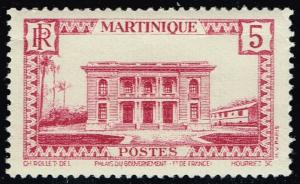 Martinique #137 Government Palace; MNH (0.35)