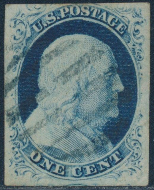 #9 VF-XF USED CV $210 BS8638