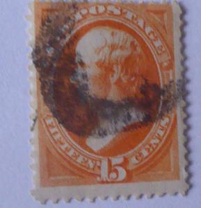 #152 15 cent single