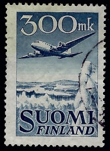 Finland C3 Used F-VF SC$6.25... Popular Country!