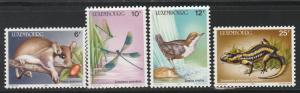 LUXEMBOURG #763-6 MINT NEVER HINGED COMPLETE