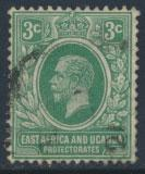 East Africa & Uganda Protectorate SG 66  Used