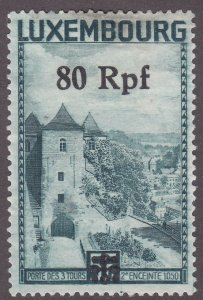 Luxembourg N31 Gate of 3 Towers O/P 1940