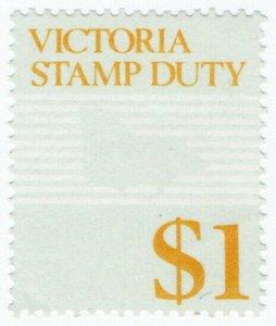 (I.B) Australia - Victoria Revenue : Stamp Duty $1