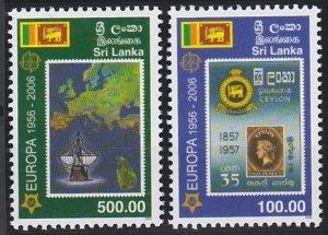Sri Lanka 1539-1540 MNH (2006)