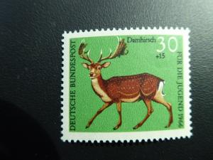 German 1966   Sc.# B414   CV $0.25