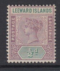 LEEWARD ISLANDS, Scott 1, MHR
